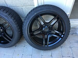 Mercedes W204 - Used Winter Tire and Rim combination