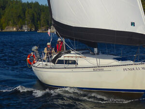 Great sailboat for sale!