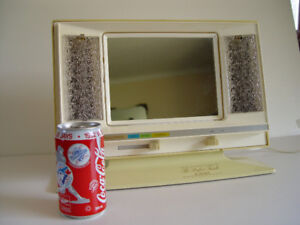 Make-Up Mirror by Solaray with Original Box