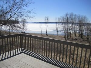 House for sale on the Ottawa River- Black Bay