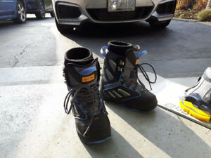 Snowboard boots in Great Condition