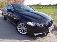 2012 Jaguar XF 2.2d Sport 4dr Auto Parking Pack! DAB! Xenons! 4 door Saloon