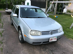 2000 Volkswagen Golf Tdi Hatchback