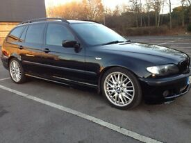 BMW 330D M SPORT TOURING- FULL BMW SERVICE HISTORY