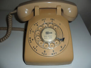 RETRO ROTARY HOME PHONE