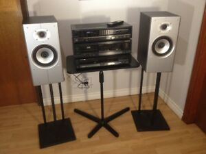 Pioneer and Quest 100 Watt Home Stereo