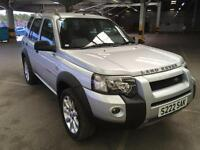 2006 LAND ROVER SPORT 2.0 Td4 54K MILES AUTO DIESEL AUTOMATIC 4X4 hse 1 OWNER!