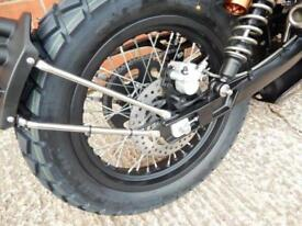 MONDIAL HPS 125 S LTD MONTORCYCLE