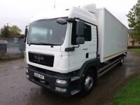 3dc822ac99 2012 MAN  ERF TG-M TGM 18.250 Euro 5 18 Tonne Sleeper Box Truck