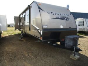 2013 Heartland Wilderness WD 3175 RE