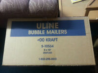 Uline Bubble Mailers