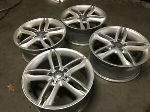 audi mags 17 pouces/ rim wheels 17 inch audi volkswagen