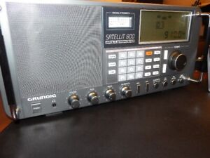 092270fb3d31 Grundig Satellit 800 All Band Receiver incl. Shortwave Mint Cond