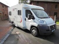 ROLLER TEAM AUTO-ROLLER 694, LOW PRO, 4 BERTH, FIXED BED, 8,859 MILES, 2012