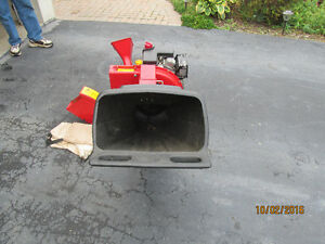 Yard Machines Chipper/Shredder in great condition London Ontario image 3