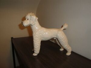 Poodle Dog Goebel W Germany