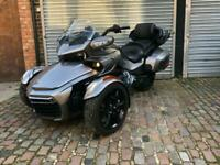 Can-Am SPYDER F3 Limited 1330 ACE Semi-Auto
