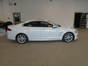 2012 JAGUAR XF PORTFOLIO! 1 OWNER! 96,000KMS! ONLY $26,900!!!!