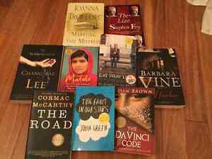 Books: 9 for $12