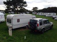 Swap Landrover disco td5 and caravan for motorhome?