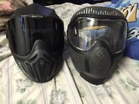 Paint ball masks