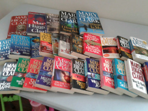 Books mary higgins clark and other