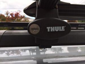 Thule support pour toit avec rail standard Saguenay Saguenay-Lac-Saint-Jean image 2