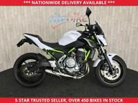 KAWASAKI Z650 ER 650 HHF ABS MODEL VERY LOW MILEAGE FANTASTIC 2018