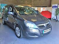 2010 59 Vauxhall Zafira Life,7 Seater 1.6cc