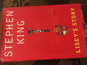 "Hardcover , New. ""Lisey's Story"" by Stephen King"