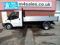Ford Transit T350L RWD TIPPER 115PS