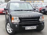 2006 LAND ROVER DISCOVERY 3 TDV6 HSE JUST 75000 MILES WITH A GREAT SPECIFICA