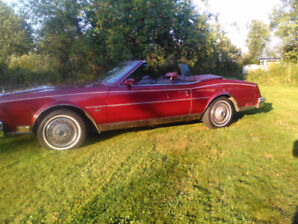 1985 Buick Riviera. Last year for this car less than 400 made