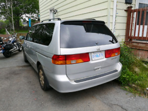 Honda Odyssey 2002 for sale