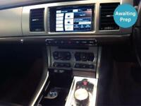 2013 JAGUAR XF 2.2d [200] Luxury 4dr Auto With Paddle Shift