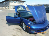 2007 Chevrolet Corvette Z06 Coupe (2 door) Sell or Partial trade