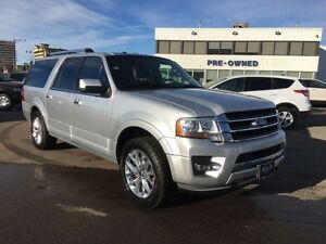 2016 Ford Expedition Max Limited   - Low Mileage