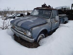 1967 Chevrolet Other Pickups Pickup Truck