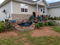 College Student Working to pay for school - Landscaping,Garden.