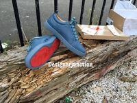 Christian Louboutin Patent Blue Size U.K. 7 - Brand New Fully Boxed