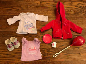 American Girl Clothes and Accessories - Assortment