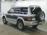 Looking for Mitsubishi Pajero m738 tvm