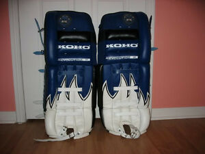 Reunite me with my KOHO Revolution goalie pads I sold years ago