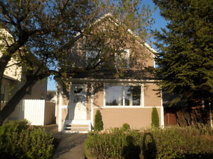 Beautiful Character Home for Rent in the Avenues