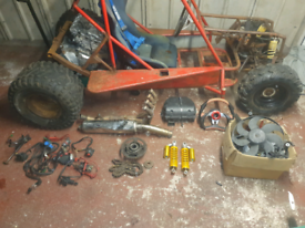 Cbr600 buggy project