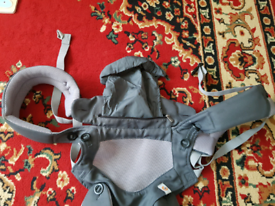Ergo baby 360 baby carrier all in one grey