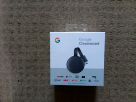 Google Chromecast New sealed