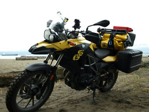 BMW F650 GS - Sun Yellow 2012 Special Edition London Ontario image 6