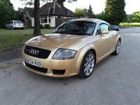Audi TT Coupe 3.2 ( 250ps ) 4X4 DSG 2004MY quattro