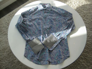 8 Designer Shirts - Versace, Cavalli, Paul Smith, Boss, D&G